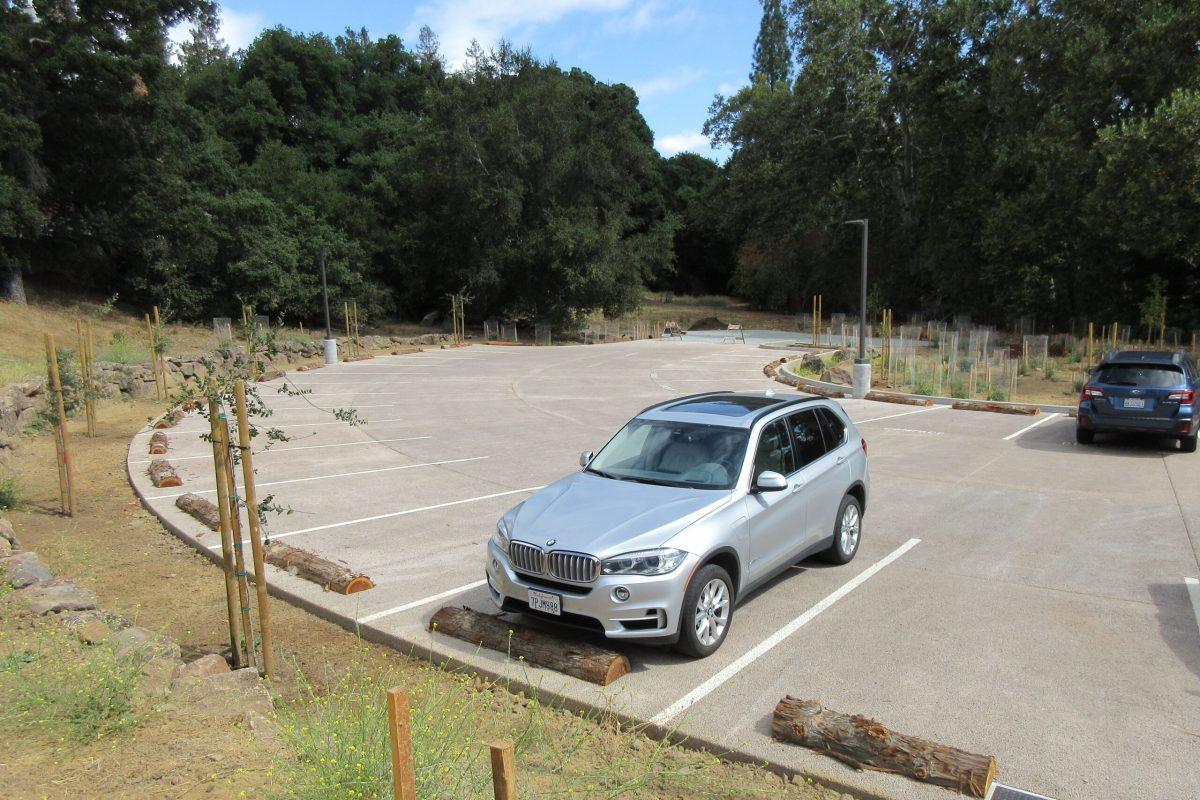 McClellan Ranch Preserve Parking Lot, Cupertino
