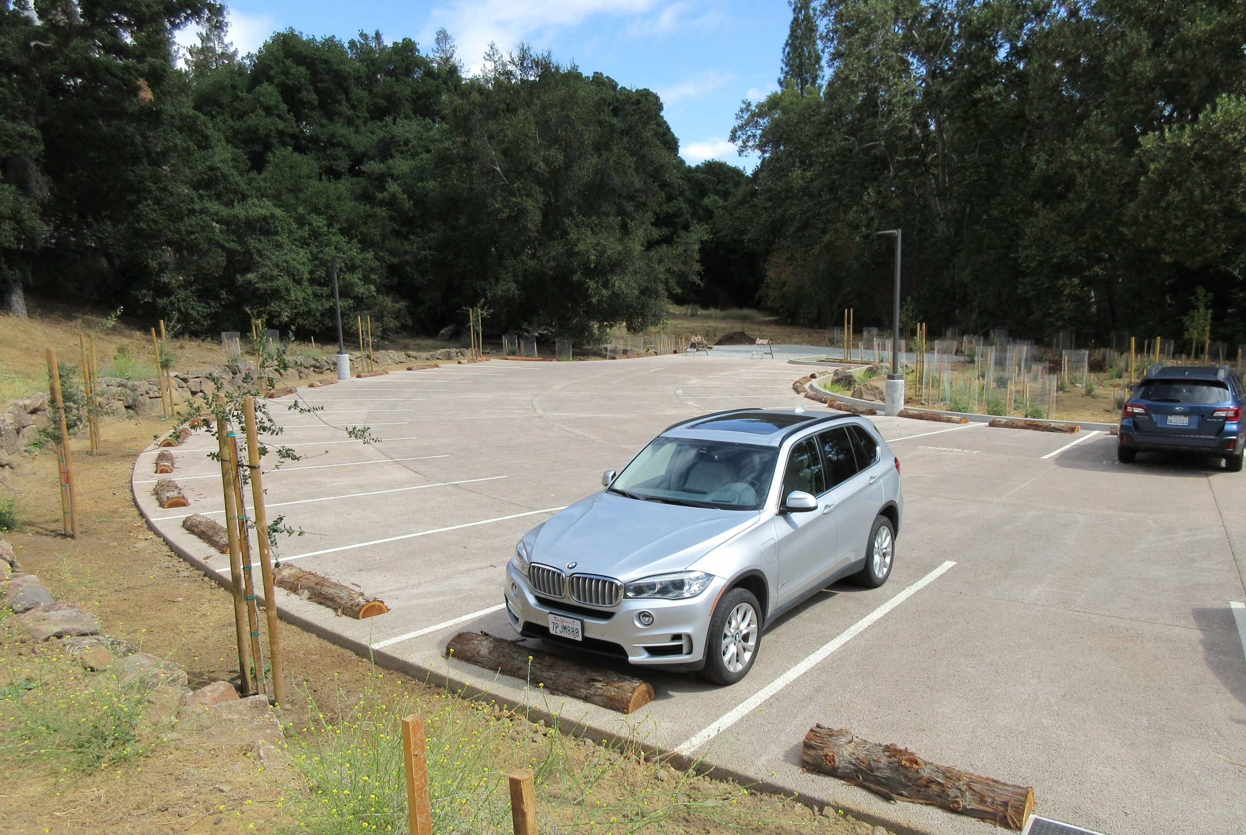 McClellan Ranch Preserve Parking Lot, Cupertino
