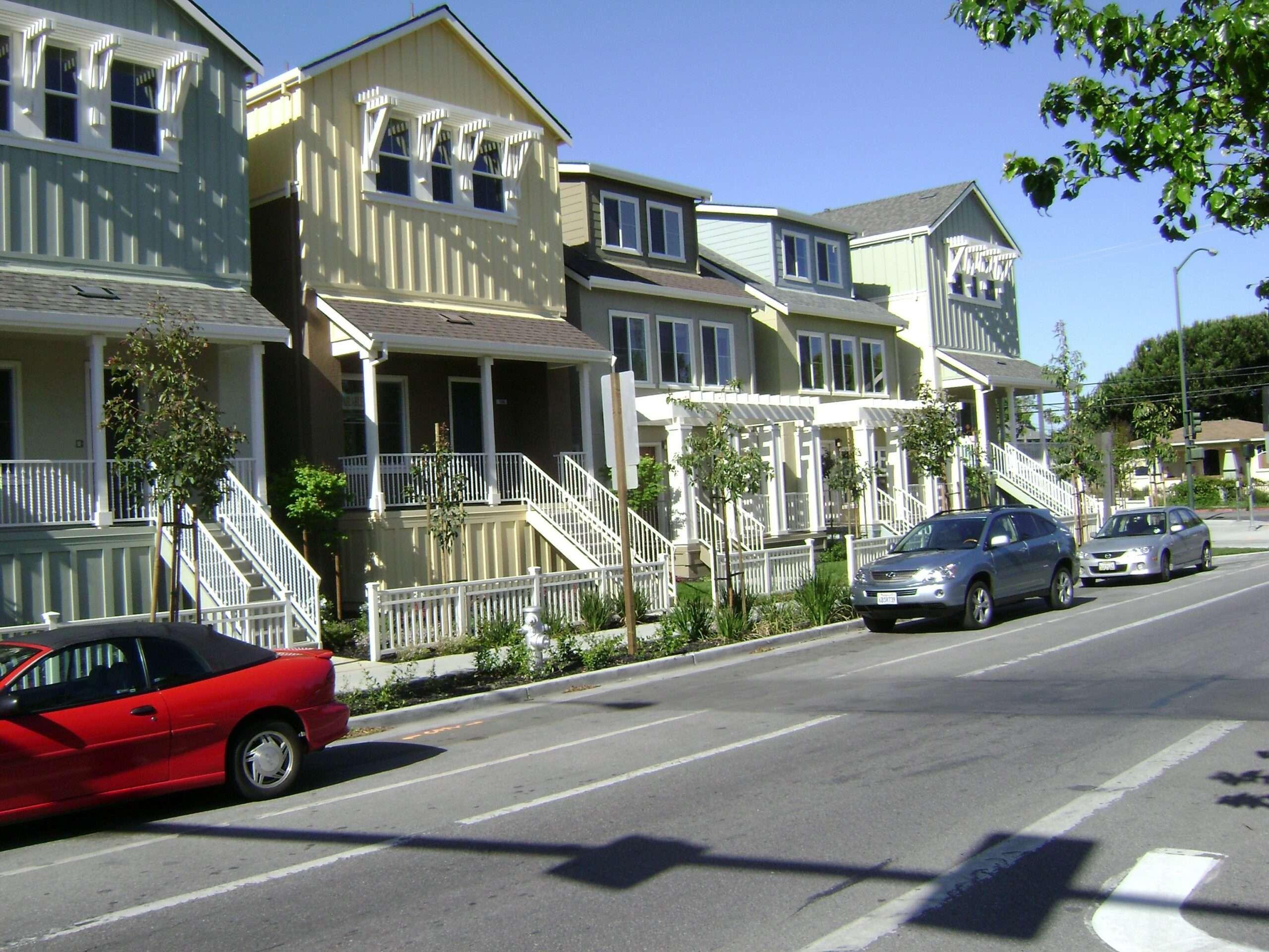 • Dana Street Single Family Homes