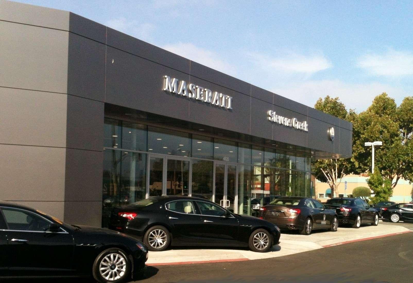 Maserati of Stevens Creek