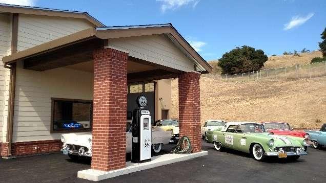 Private Car Collection Barn