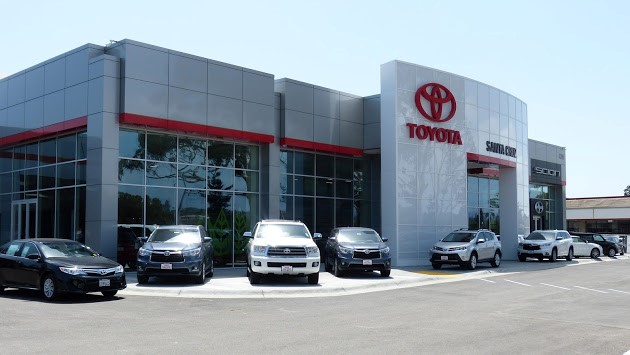 Toyota Dealership Santa Cruz
